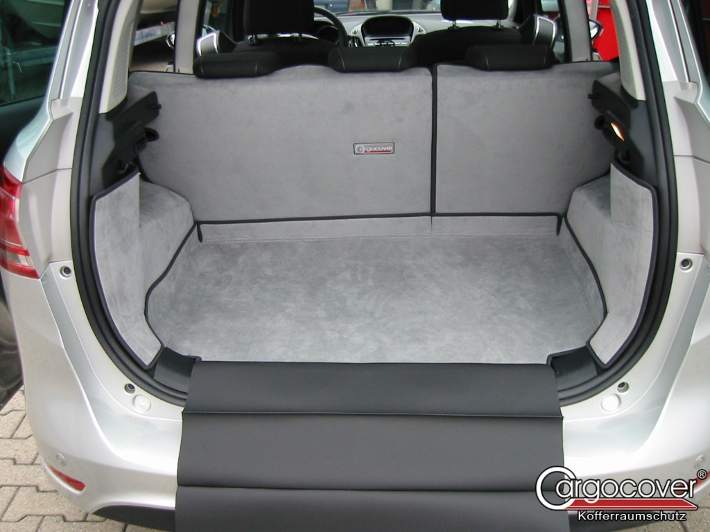 Kofferraumschutzdecke für Ford B-MAX Steilheck Hatchback 5-türer 10.12